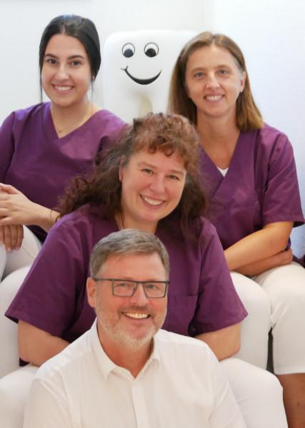 Das Zahnarztpraxis Team