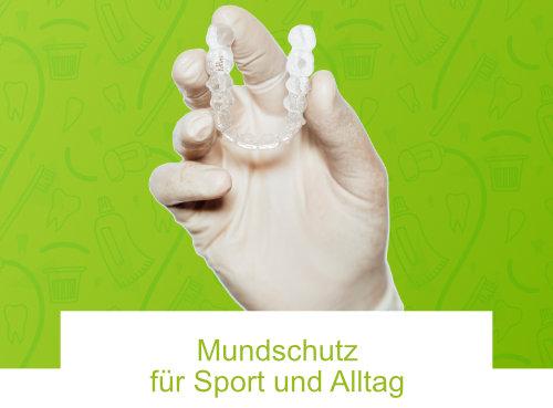 Mundschutz für Alltag und Sport